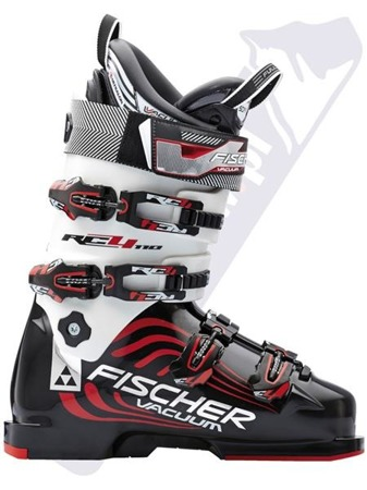 BUTY FISCHER 14/15 RC4 110 VACUM BLACK/WHITE