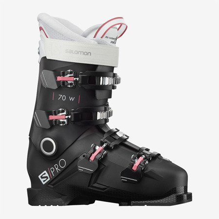 Buty SALOMON X Pro 80 W Purple Translucent Black Pink 2015