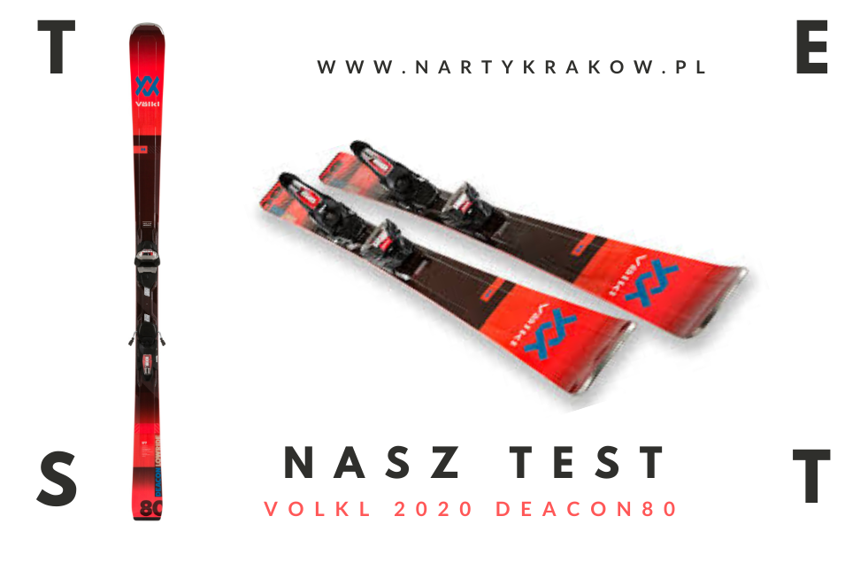 NASZ TEST: Volkl Deacon 80 2020