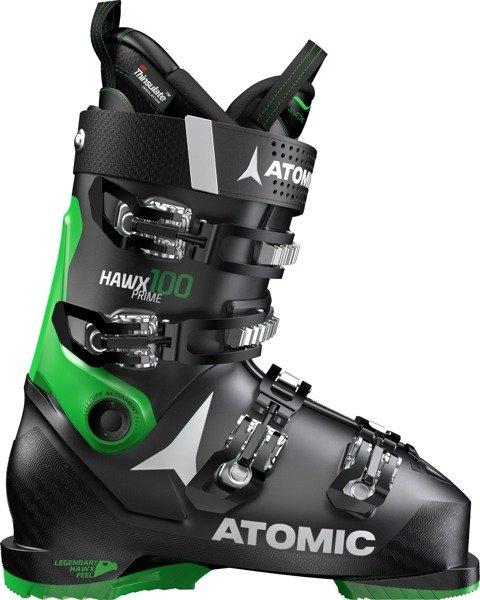 Buty Narciarskie Atomic 18 19 Hawx Prime 100 Black Green Narty Krakow