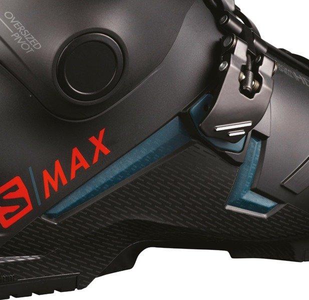 Buty Salomon SMAX 120 BlackOrange 2020