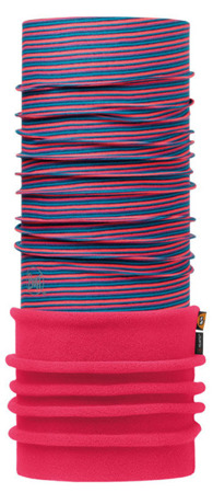 BUFF POLAR PINK FLUOR STRIPES/PINK FLUOR