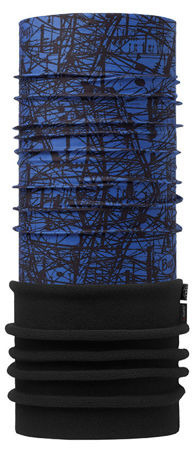 BUFF POLAR PROTECTION POWER LINES BLUE INK