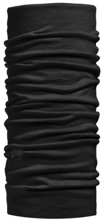 BUFF WOOL LIGHTWEIGHT Solid Black 2021