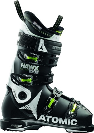 BUTY NARCIARSKIE ATOMIC 16/17 HAWX ULTRA 100 Black/Lime/Orange