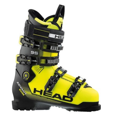 BUTY NARCIARSKIE HEAD 17/18 ADVANT EDGE 95 Yellow - Black