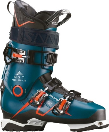 BUTY NARCIARSKIE SALOMON 18/19 QST PRO 120 TR Blue/Black/Orange