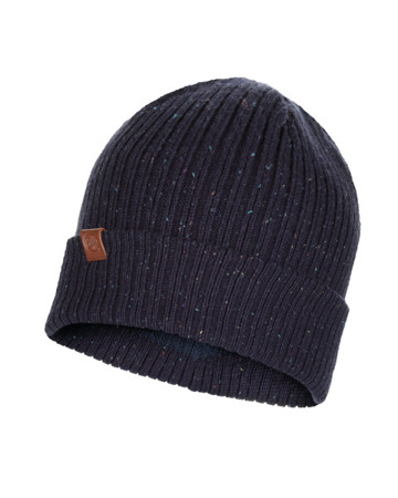 CZAPKA BUFF KNITTED HAT KORT NIGHT BLUE