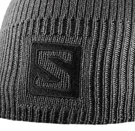 CZAPKA SALOMON 17/18 LOGO BEANIE Surf The Web