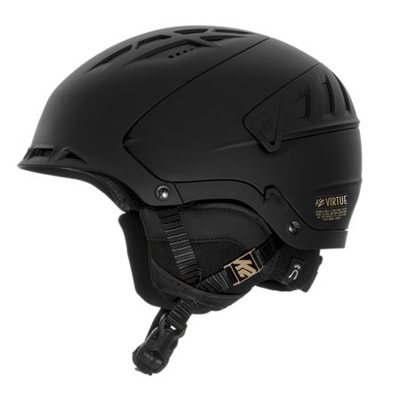 DAMSKI KASK K2 18/19 VIRTUE Black