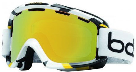 GOGLE BOLLE 15/16 NOVA II White Eagle / Polarized Citrus Gold
