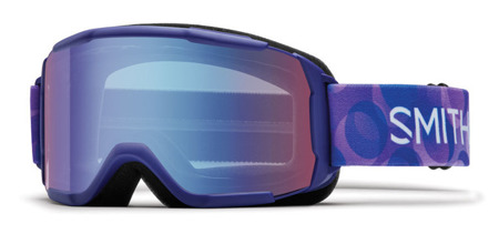 GOGLE SMITH 16/17 DAREDEVIL Ultraviolet Dollop / Blue Sensor Mirror