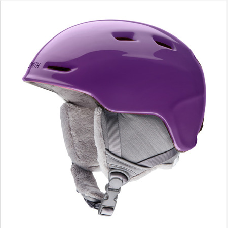 JUNIORSKI KASK SMITH 18/19 ZOOM JR Monarch