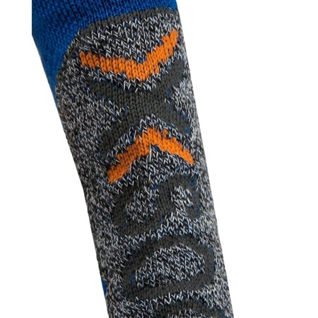 JUNIORSKIE SKARPETY NARCIARSKIE X-SOCKS SKI RACING JUNIOR
