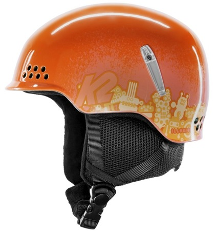 KASK JUNIORSKI K2 17/18 ILLUSION Orange