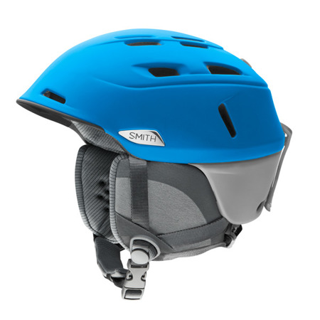 KASK SMITH 18/19 CAMBER Matte Imperial Blue / Cloudgrey