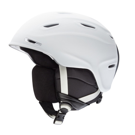 KASK SMITH ASPECT Matte White 2020