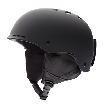 KASK SMITH HOLT 2 Matte Black 2020