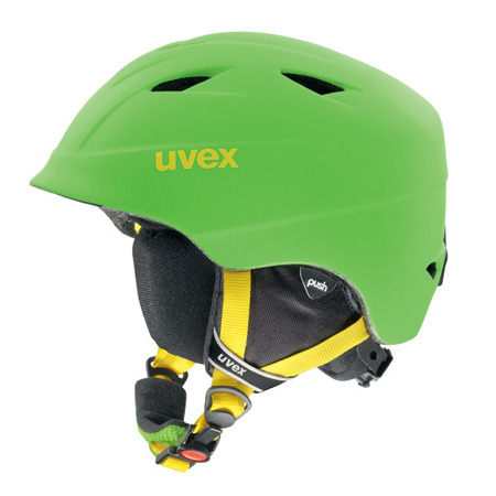 KASK UVEX 16/17 AIRWING PRO 2 - APPLE GREEN 56/6/132/pr/77