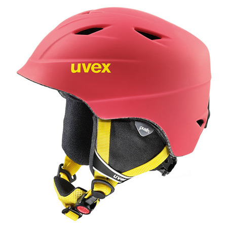 KASK UVEX 16/17 AIRWING PRO 2 - CHILIRED 56/6/132/pr/03