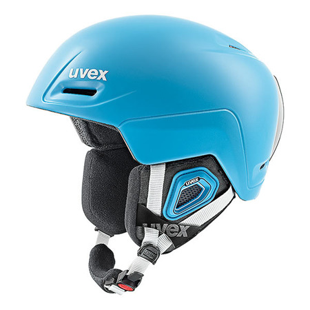 KASK UVEX 16/17 JIMM - LIGHT BLUE 56/6/206/70