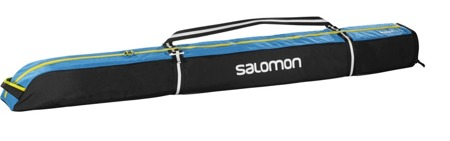 POKROWIEC NA NARTY SALOMON 17/18 EXTEND 1 PAIR 165+20 Black/Light Onix