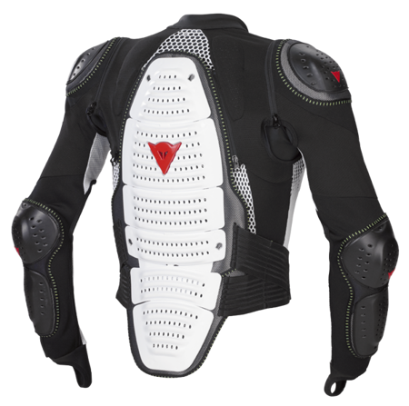 PROTEKTOR DAINESE 16/17 ACTION FULL PRO 601 White/Black